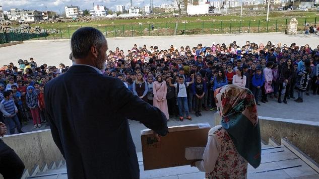 Siyer Sınavı'nda dereceye girenlere ödülleri verildi