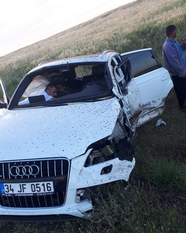 Şeyhmus Aydın kazada vefat etti