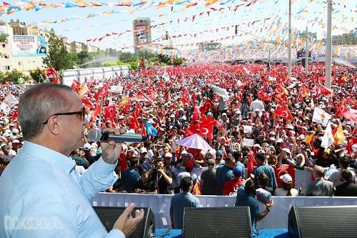 Cumhurbaşkanı Erdoğan Şanlıurfa'da halka seslendi