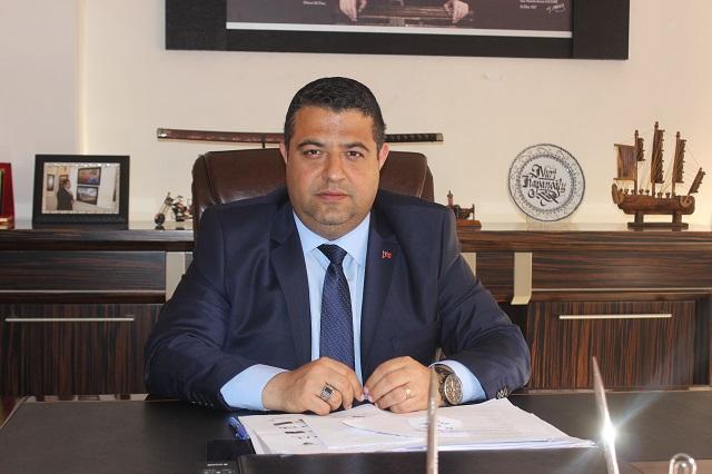 Nuri Kapanoğlu görevinden istifa mı etti
