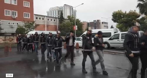 Şanlıurfa'da joker operasyonu: 13 tutuklama