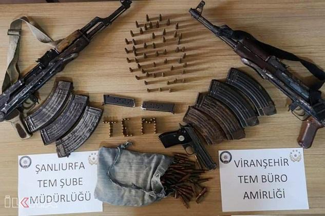 Viranşehir'de PKK operasyonu: 4 gözaltı