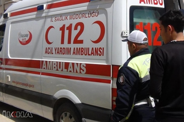 Viranşehir'da kaza: 3'ü çocuk 7 yaralı
