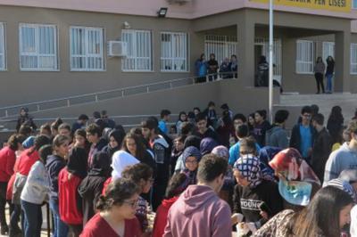 4 İlçede okullar tatil edildi