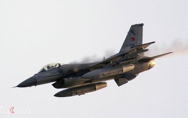 Bakanlık: Sığınaktaki 19 PKK'li öldürüldü