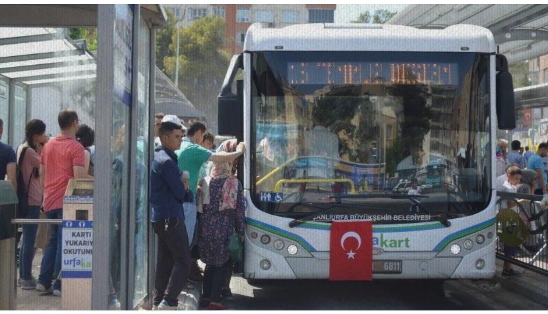 Bayramda toplu taşıma ücretsiz olacak