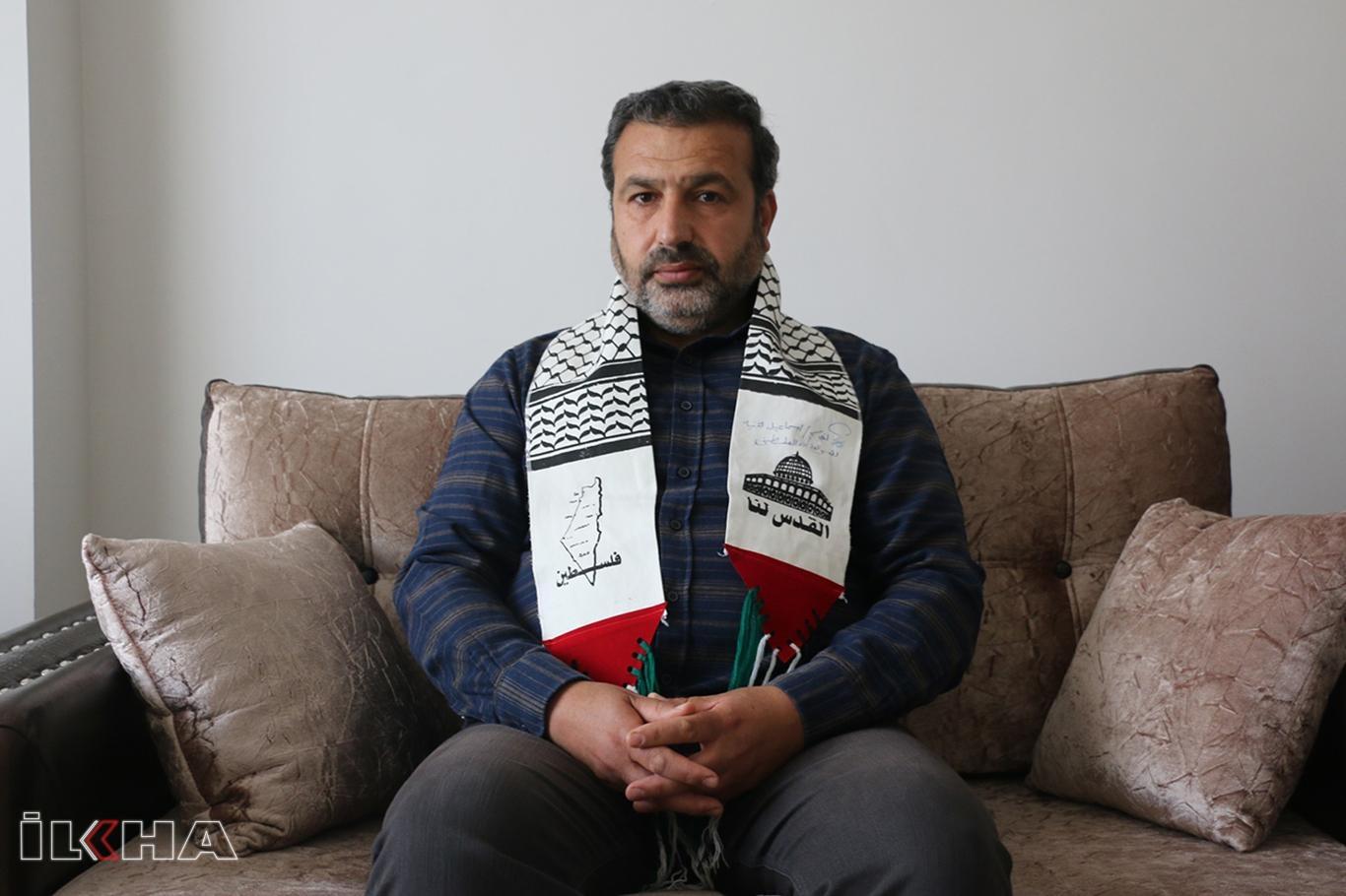 """""""Birlik olmazsak Kudüs özgür olmaz"""""""