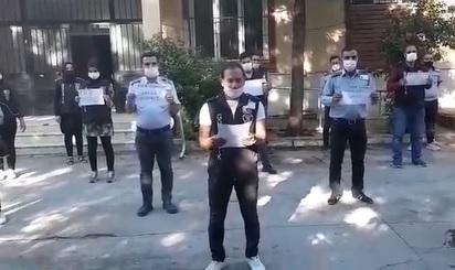 Özel güvenlikçiler: Kadro değil sürekli iş istiyoruz