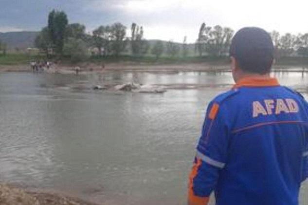 Şanlıurfalı 3 tarım işçisi çocuk Kızılırmak'ta boğuldu