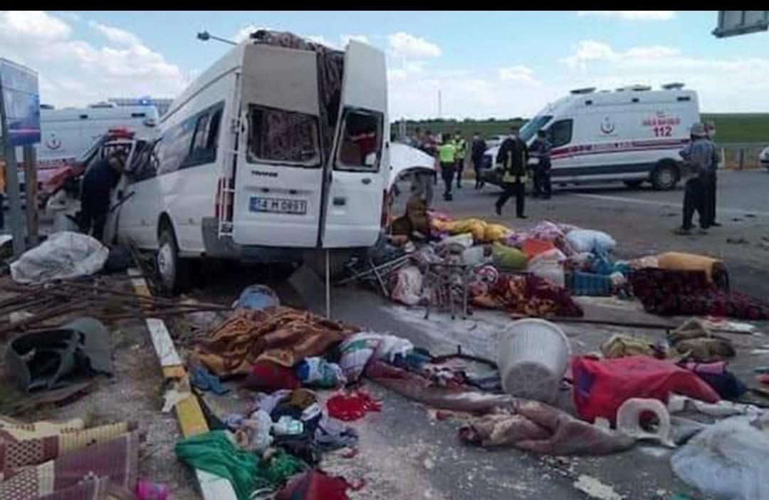 Konya'da 7 kişinin hayatını kaybettiği kazada Tır şoförü tutuklandı