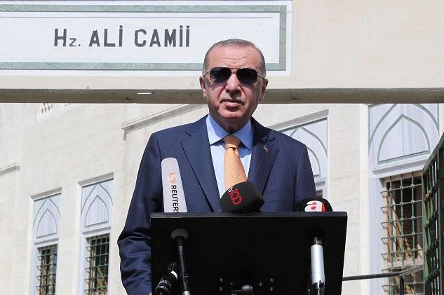 Cumhurbaşkanı Erdoğan: Sağlık Bakanlığımız tedbirleri artırma durumunda