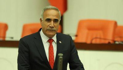 CHP Şanlıurfa Milletvekili Aziz Aydınlık yoğun bakıma alındı