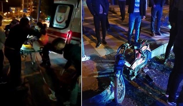 Siverek'te motosiklet ile otomobil çarpıştı: bir ölü