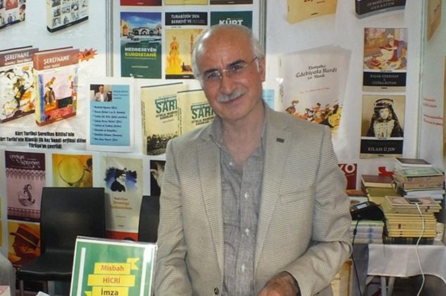 Şanlıurfalı Yazar Misbah Hicri Coronavirus'ten dolayı vefat etti