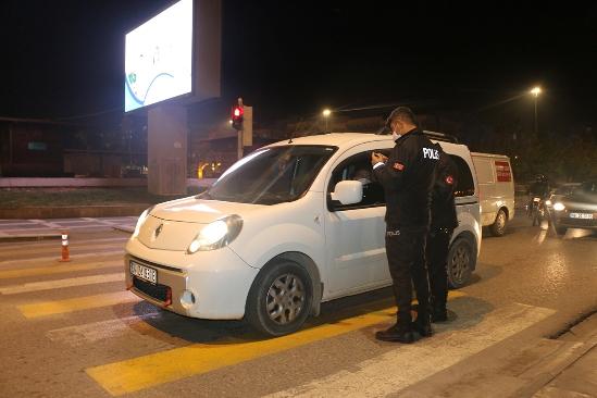 Şanlıurfa'da sokağa çıkma yasağı başladı