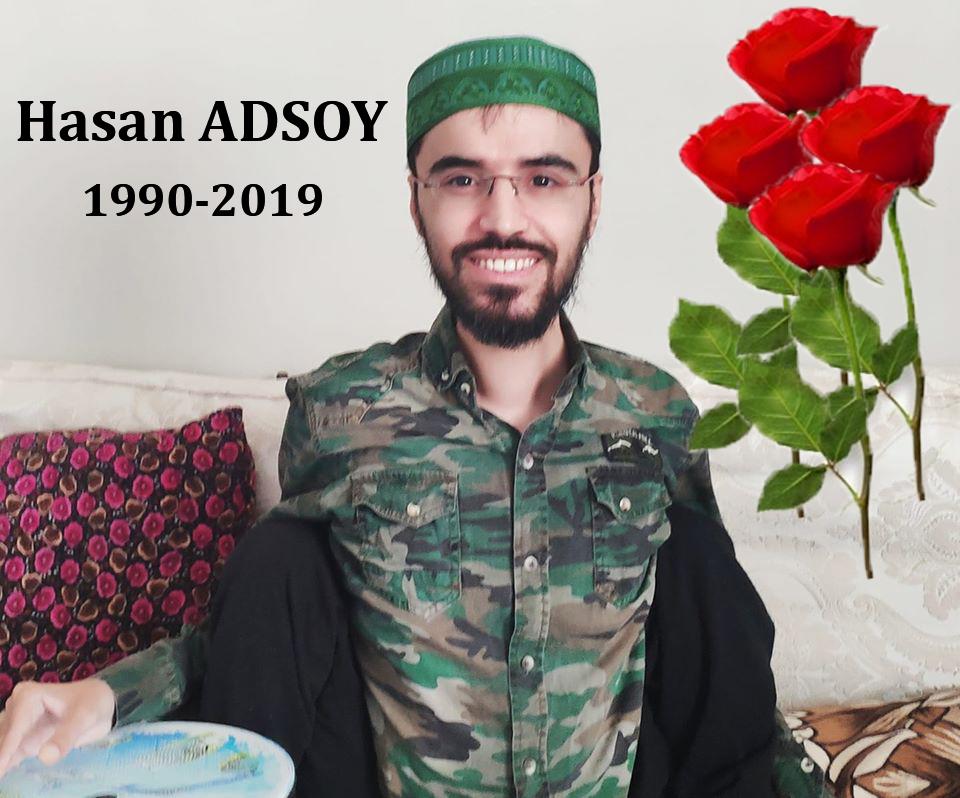 Hasan Adsoy ölüm yıl dönümünde unutulmadı