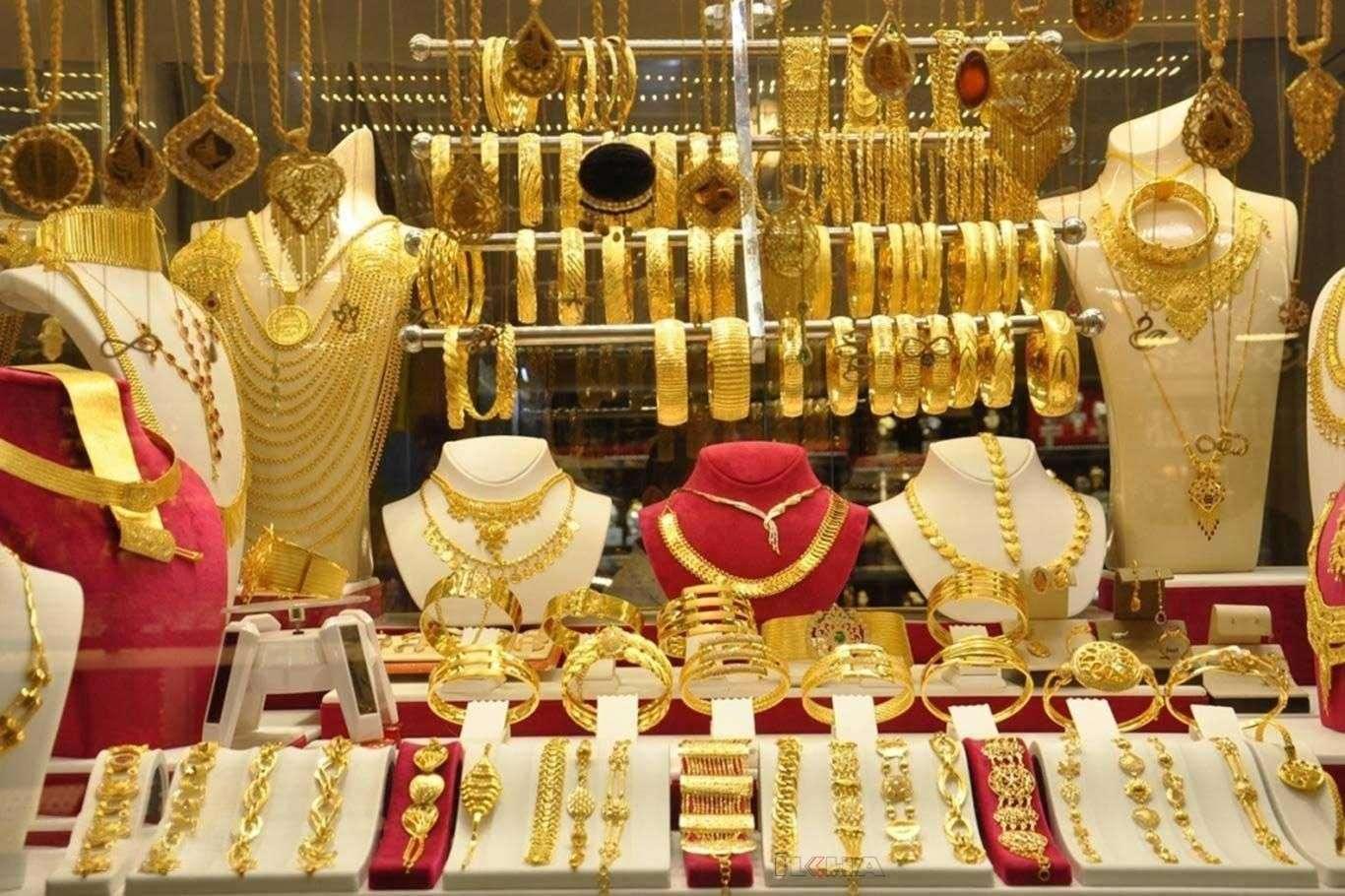 Altının gram fiyatı 6 ayın en düşük seviyesinde
