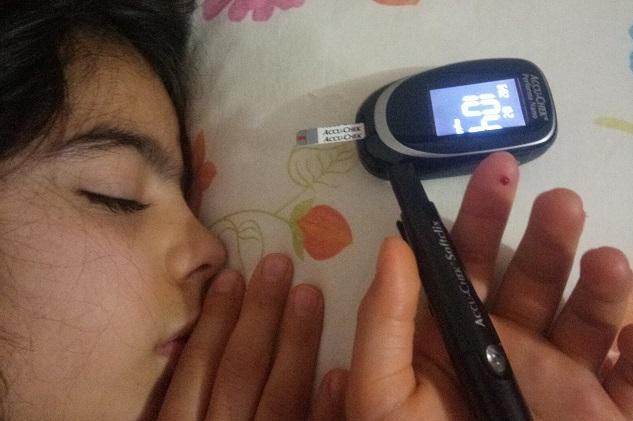 Tip 1 diyabet hastaları sosyal medyada seslerini duyurmaya çalıştı