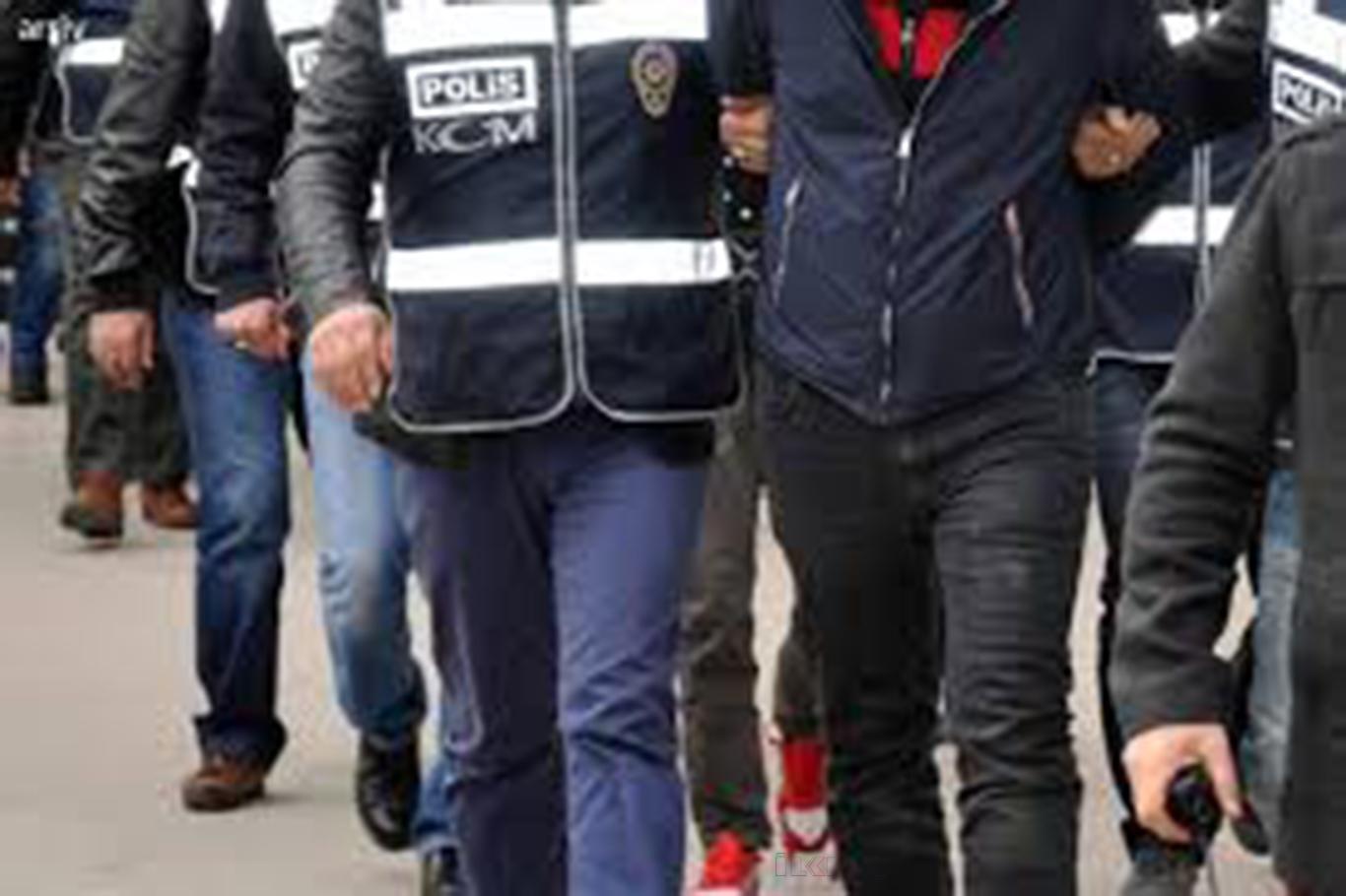 PKK operasyonunda 718 şahıs gözaltına alındı