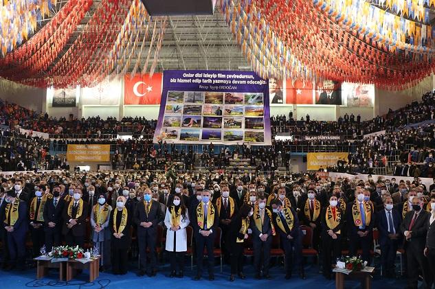 AK Parti Şanlıurfa İl Başkanı Abdurrahman Kırıkçı oldu
