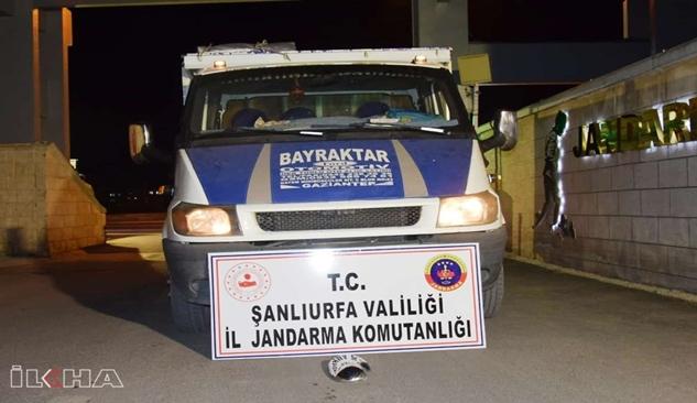 Kamyonet ile çarptığı şahsın ölümüne sebep olan sürücü yakalandı