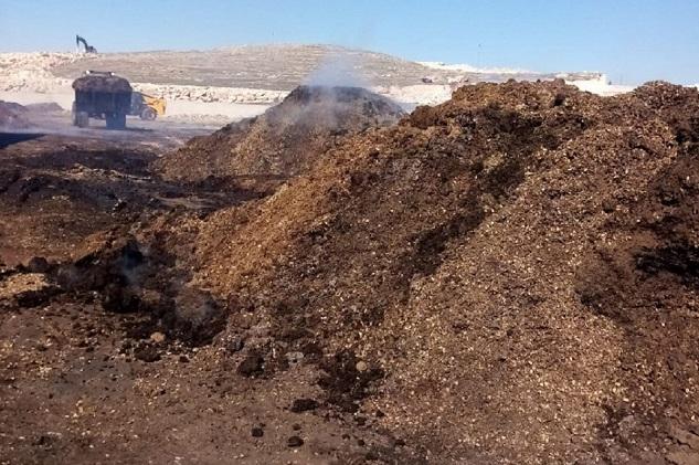 Şanlıurfa'da yağ fabrikasında çıkan yangın korkuttu