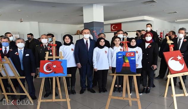 Şanlıurfa'da Mehmet Akif Ersoy anıldı