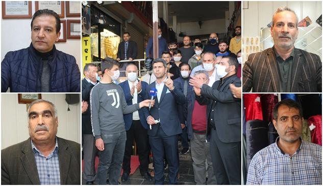 Dükkanları yıkılacak esnaf Büyükşehir Belediyesi'nden şikayetçi