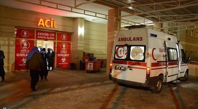 Birêveran mahallesinde silahla vurulan çocuk ağır yaralandı