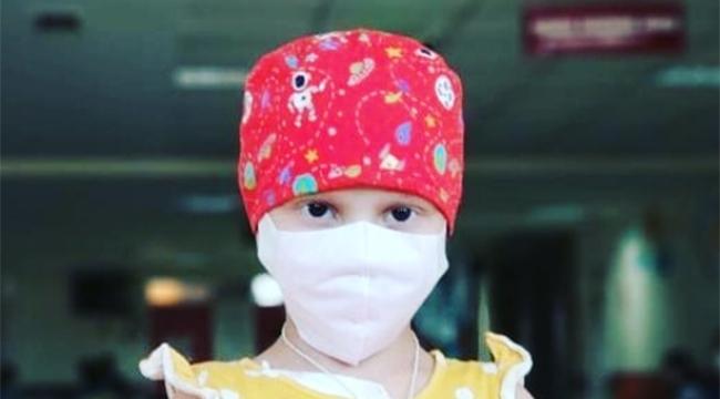 Lösemi hastası minik Feride'yi kaybettik