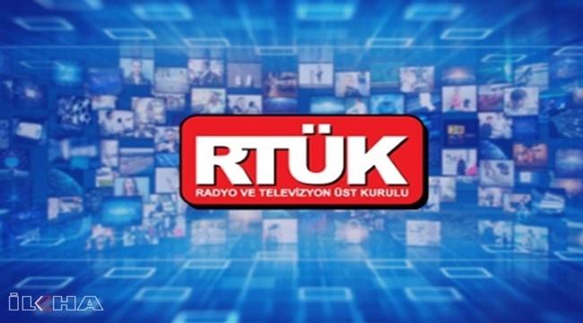 RTÜK'ten TV'lere uyarı