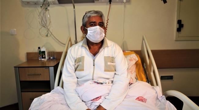 Şanlıurfa'da başarılı karaciğer nakli ameliyatı