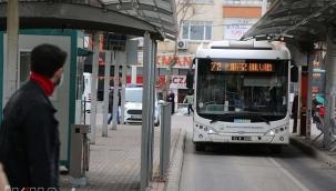 Toplu taşıma araç saatleri değişti