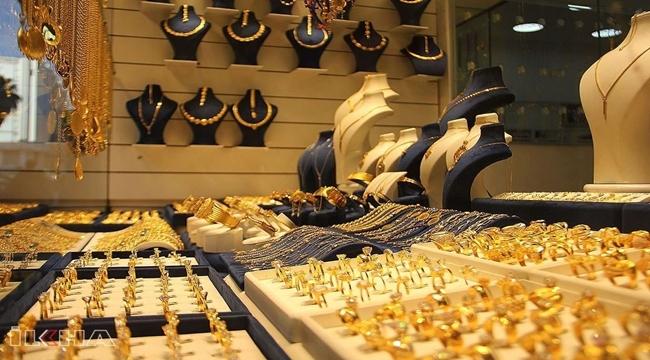 Altının gramı son dört ayın en yüksek seviyesinde