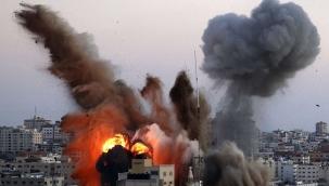 Gazze'de şehid sayısı 218'e yükseldi