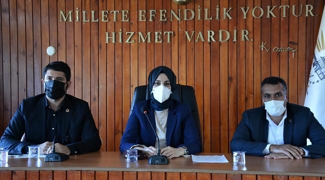 Mayıs ayı olağan meclis toplantısı tamamlandı