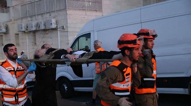 Müslümanları yok etmek isteyen sinagogda tribün çöktü: 2 ölü, 132 yaralı