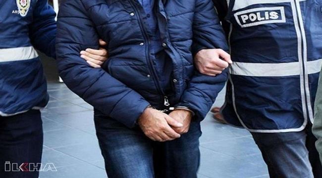 Şanlıurfa'da eylem hazırlığındaki bir PKK mensubu tutuklandı