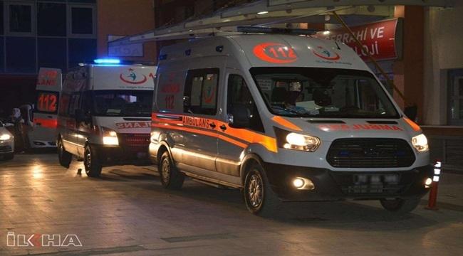 Siverek'te silahlı kavga: 5 yaralı