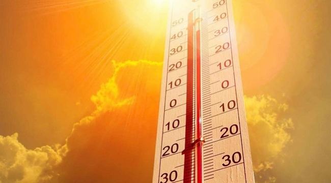 Türkiye geneli sıcaklıklar artmaya devam edecek