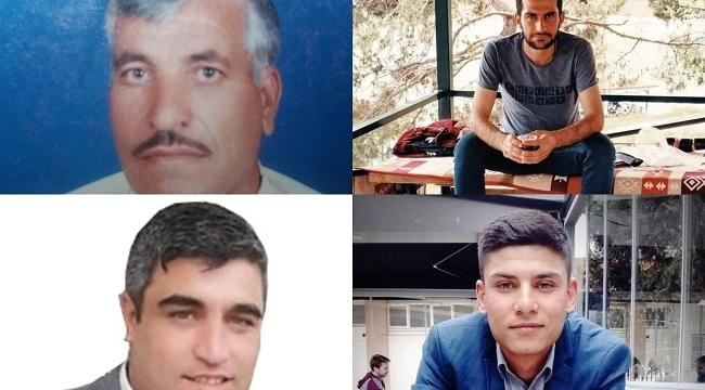 Babalar gününde baba ve 2 oğlu öldürüldü