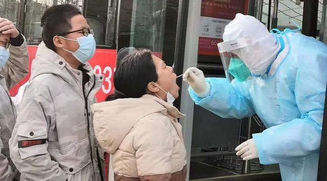 Çin'de Covid-19'a benzer ikinci bir virüs bulundu