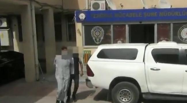 DAİŞ operasyonunda örgütün üst düzey yöneticisi tutuklandı