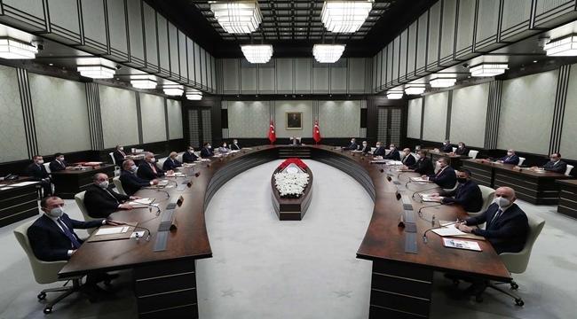Kabine toplantısı bugün yapılmayacak