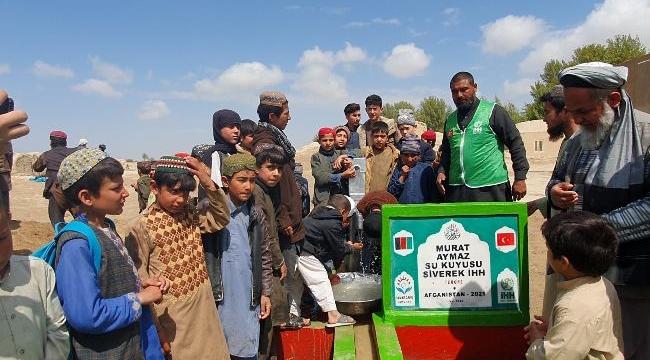Murat Aymaz ismi Afganistan'da yaşayacak