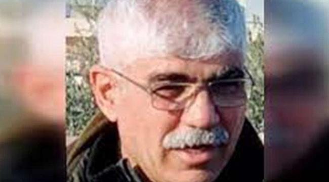 PKK'nin Mahmur sorumlularından Hasan Adır öldürüldü