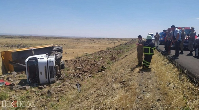 Şanlıurfa'da bir haftada trafik kazalarında 14 kişi vefat etti