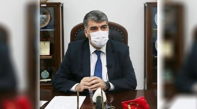 Şanlıurfa İl Sağlık Müdürü değişti