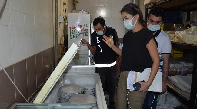 Siverek'te insan sağlığını korumak amacıyla denetimler artırıldı