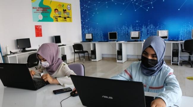 Siverekli öğrenciler eTwinning projesi kapsamında birçok çalışmaya imza attı